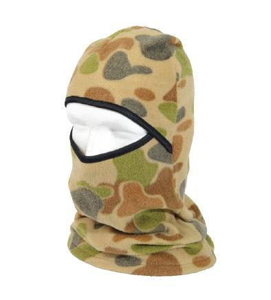 Auscam Fleece Balaclava