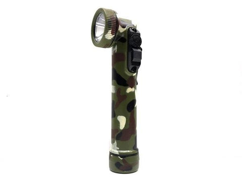 Angle Head LED Torch Four Colours