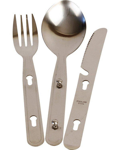 Knife, Fork, Spoon set - Surplus City