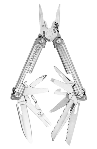 Leatherman - FREE P4 Multi-tool - Surplus City