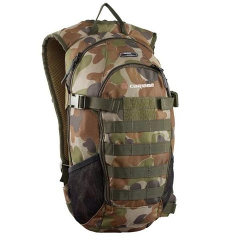 Caribee Patriot 18L Hydration Compatible Day Pack