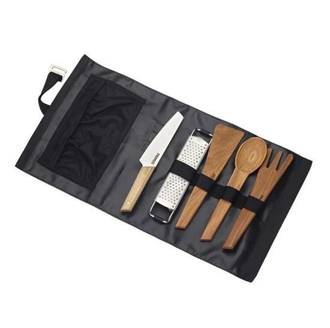 Primus - 5 Piece Prep Set - Knife / Grater / Spatula / Fork / Spoon - Surplus City