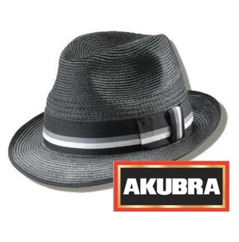 Akubra Punter Hat - Black