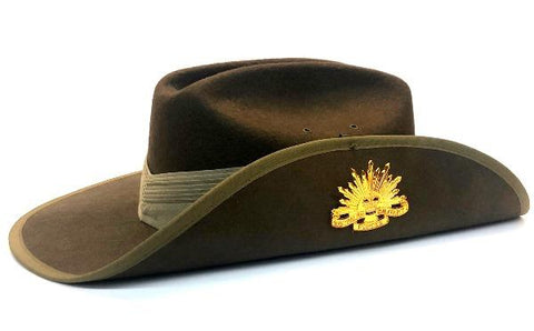 Australian Army Style Slouch Hat