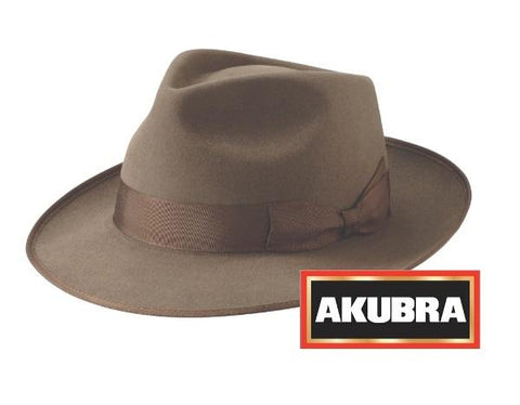 Akubra - Stylemaster Hat - Acorn - Surplus City