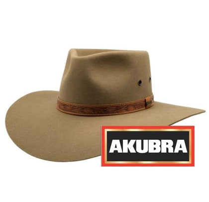 Akubra - Territory Hat - Santone - Surplus City