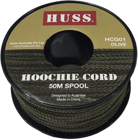 50m Roll of Hoochie Cord