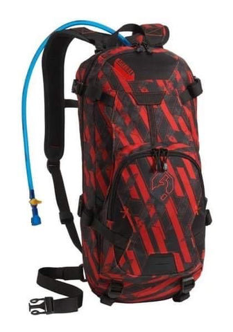 Camelbak - The Capo Hydration Pack - Red & Black - Surplus City