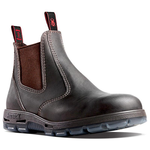 Redback Safety Boot Bobcat USBOK Claret