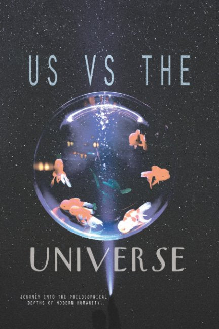 Us vs The Universe Book