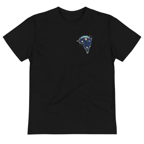 Cosmic Slurp: Sustainable Unisex T-Shirt