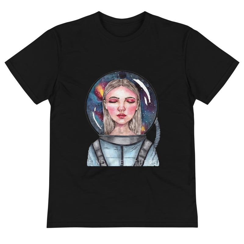 In Space: Sustainable Unisex T-Shirt