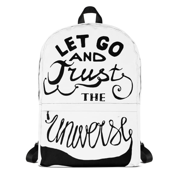 Trust The Universe: Backpack