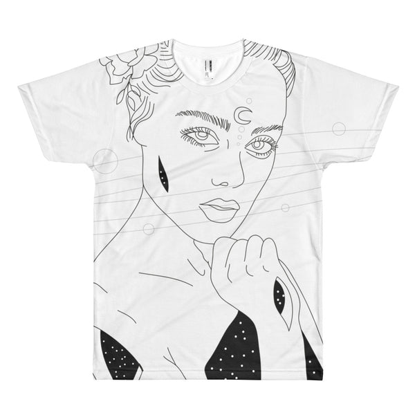Cosmic Woman - Short Sleeve T-Shirt