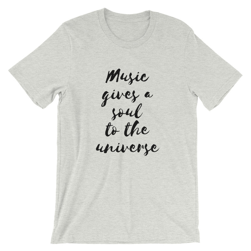 Music & The Universe: Short-Sleeve Unisex T-Shirt