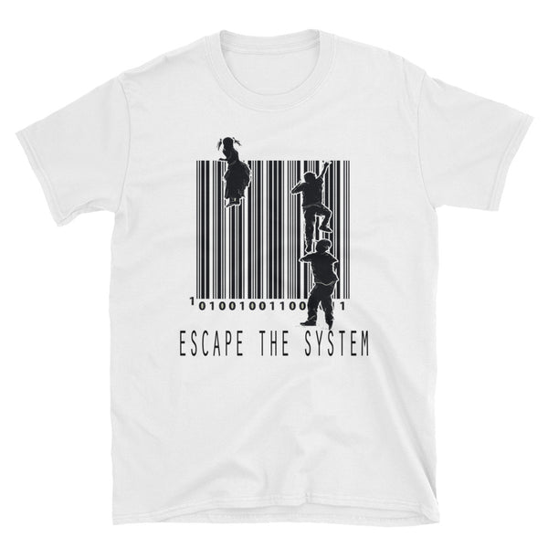 Escape: Short-Sleeve Unisex T-Shirt
