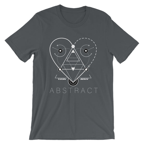 ABSTRACT Love: Short-Sleeve Unisex T-Shirt