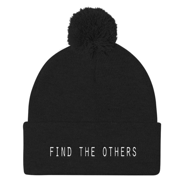 Find The Others: Pom Pom Knit Cap