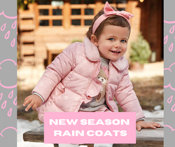 New Season Raincoats
