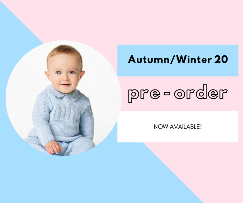 A/W20 Pre Order Online Today