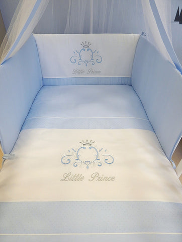 Little Prince - Blue-Young Trend Boutique