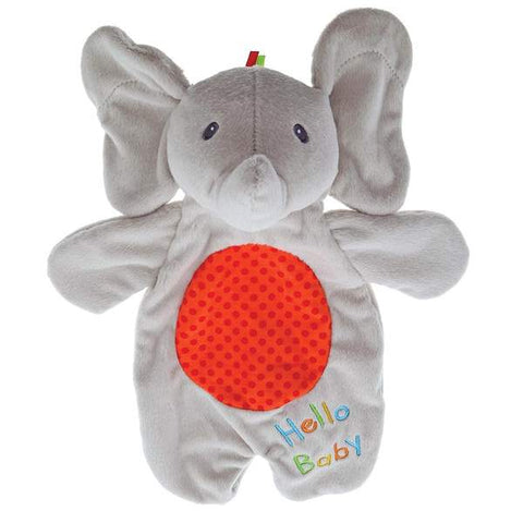 GUND BABY FLAPPY THE ELEPHANT PUPPET