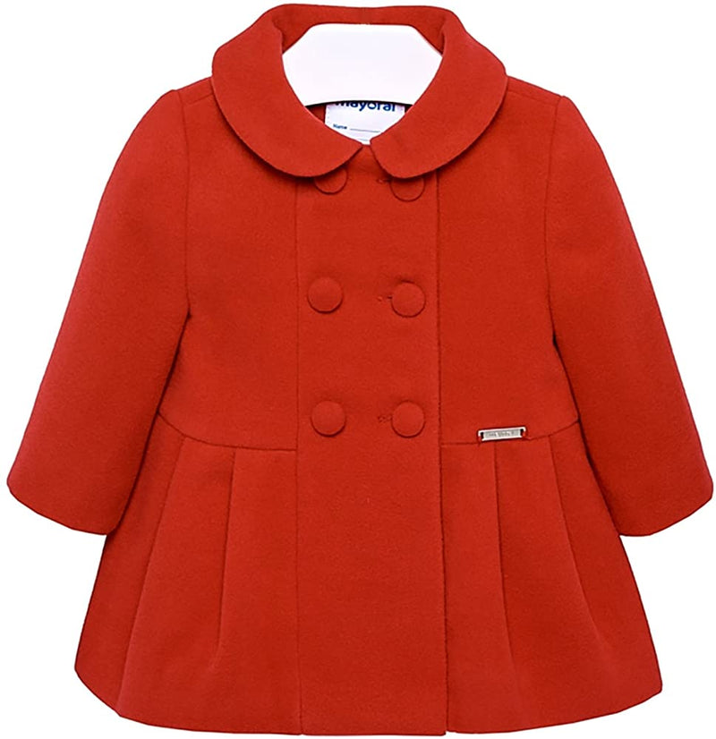 Mayoral Baby Girl Red Jacket 2480