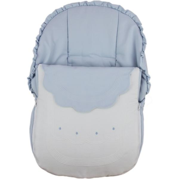 Rosy Fuentes Reversible Car Seat Cover Blue 76175