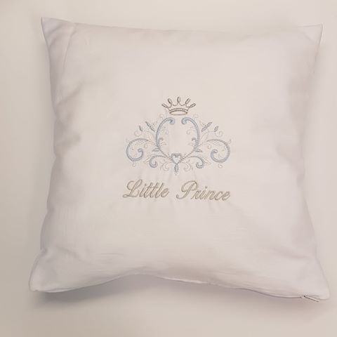 Baby Oliver Little Prince cushion