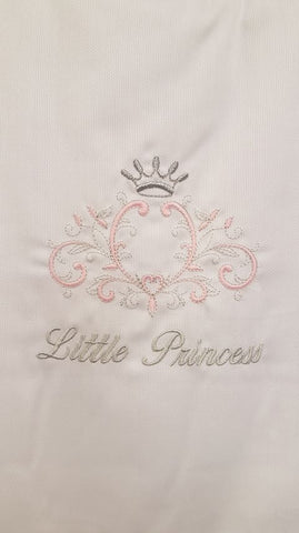 Baby Oliver Little Princess Sleeping Bag.