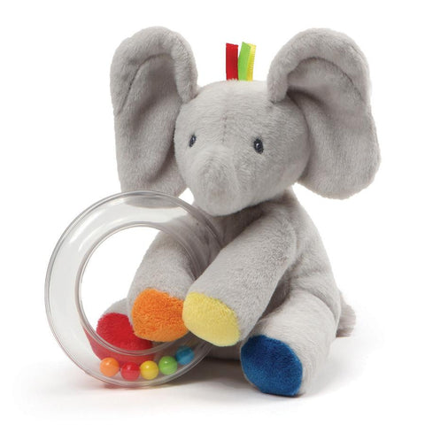 Flappy the elephant rattle
