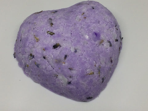 Lavender Natural Solid Vegan Shampoo Bar e75 grams