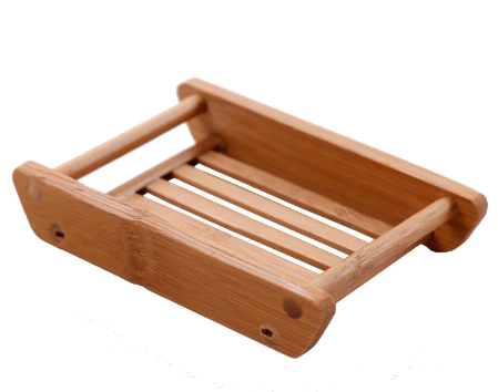 Luxury Bamboo Soap Dishes