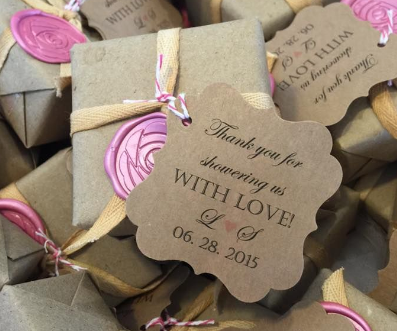 50 Soap Favours Handmade Vegan Soap Gifts