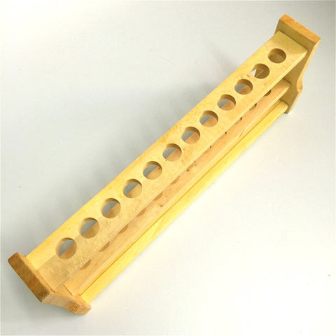 Wooden Test Tube Rack 12 Holes