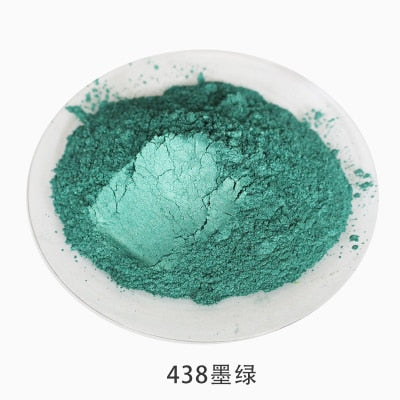 100 gram mica powder,pearlescent effect powder