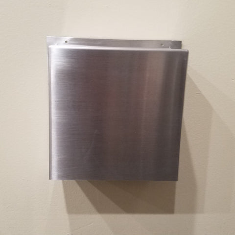 lead shielded outlet cover