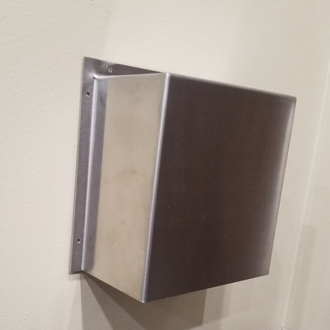 lead lined outlet cover box