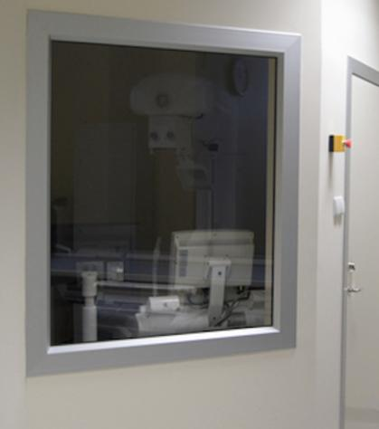 lead glass x-ray radiation protection and safety products
