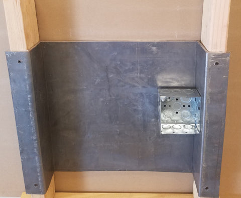 lead for electrical box