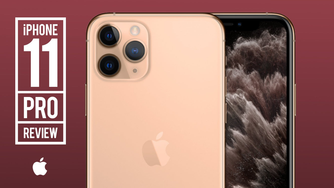 iPhone 11 Pro Review - Video Test