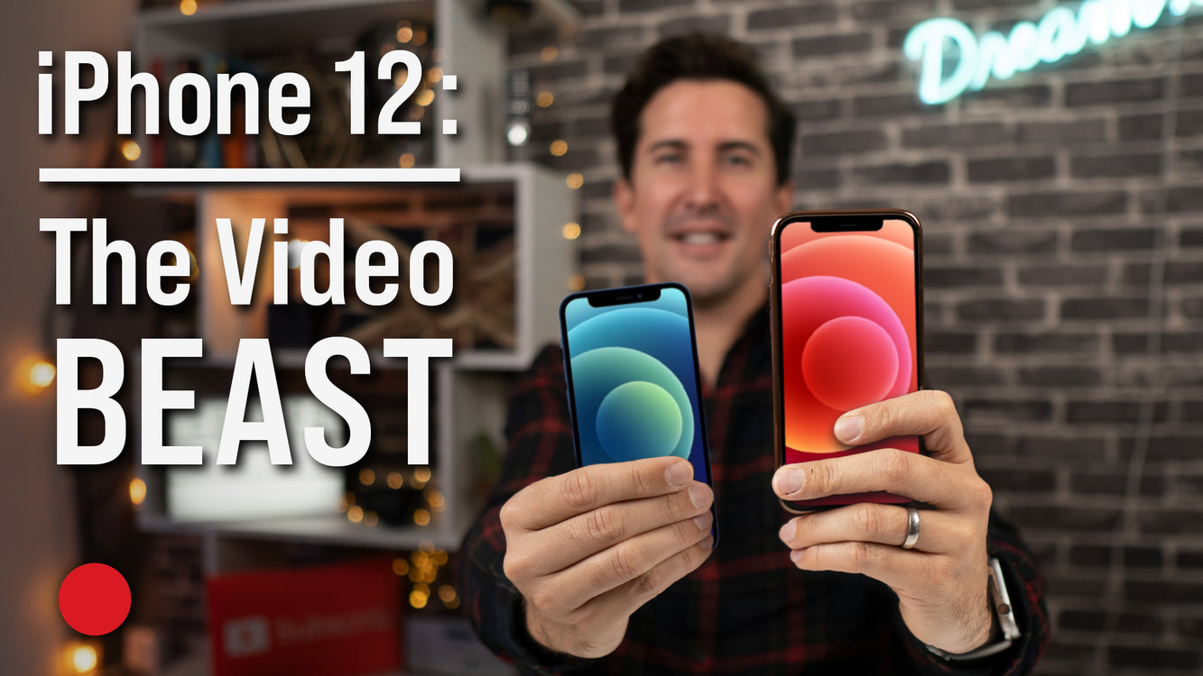 iPhone 12 Mini and Pro - The video quality is amazing!