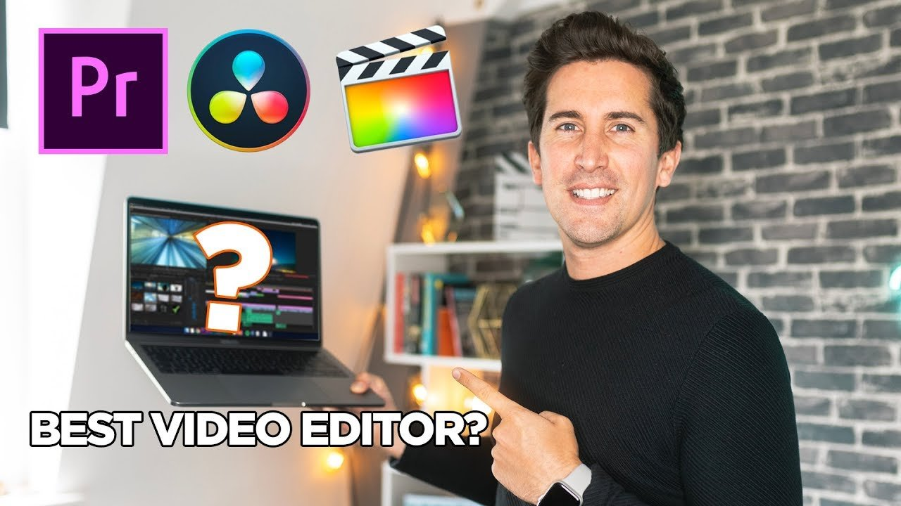Best video editor - Best video editing software for Mac
