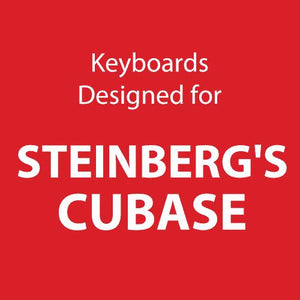 Designed for Steinberg's Cubase