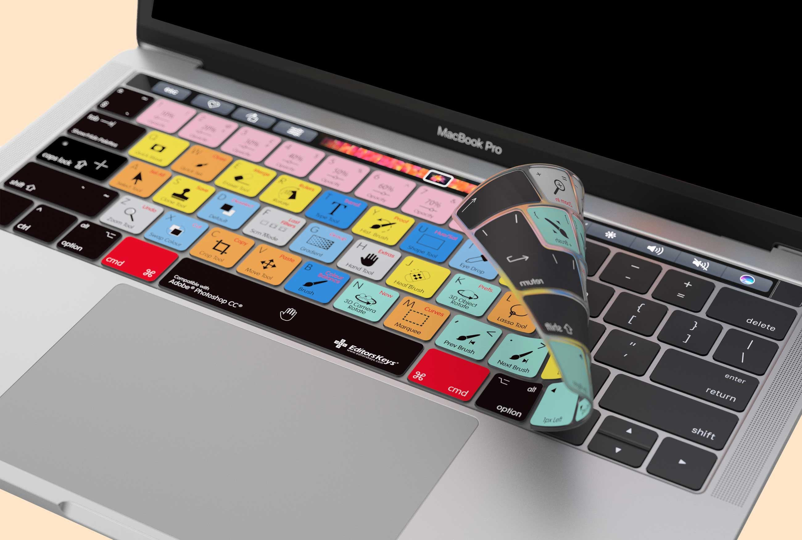 MacBook Pro Keyboard Covers - Also for iMac and Surface