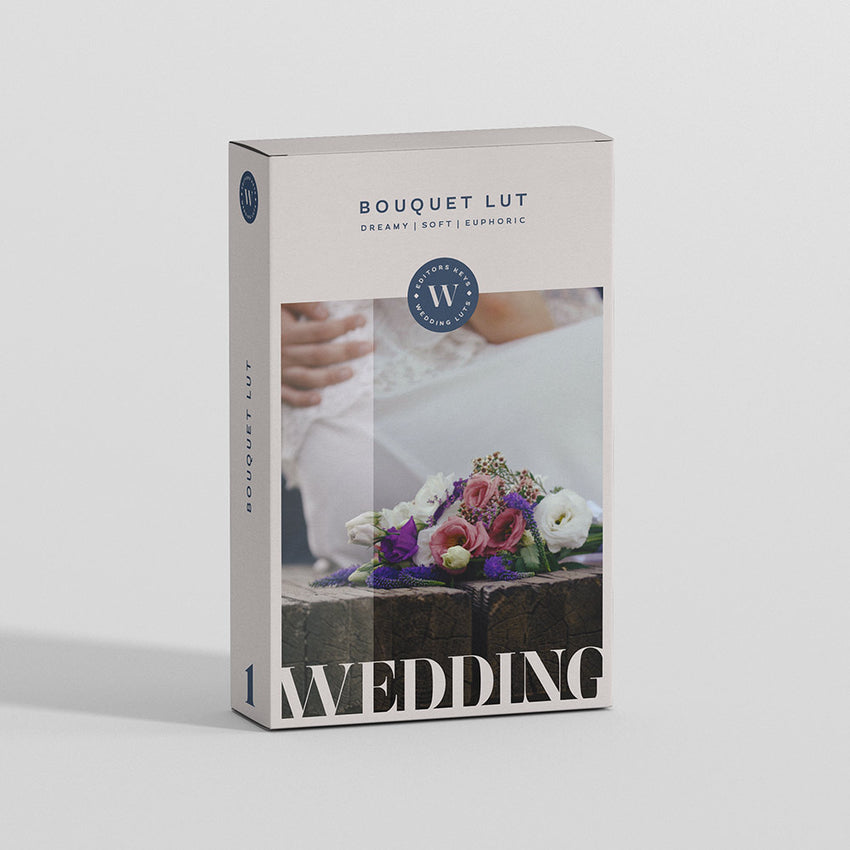 Wedding Series Lut Pack - 6 Pack