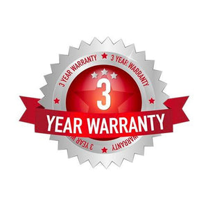 3 Year Extended Warranty