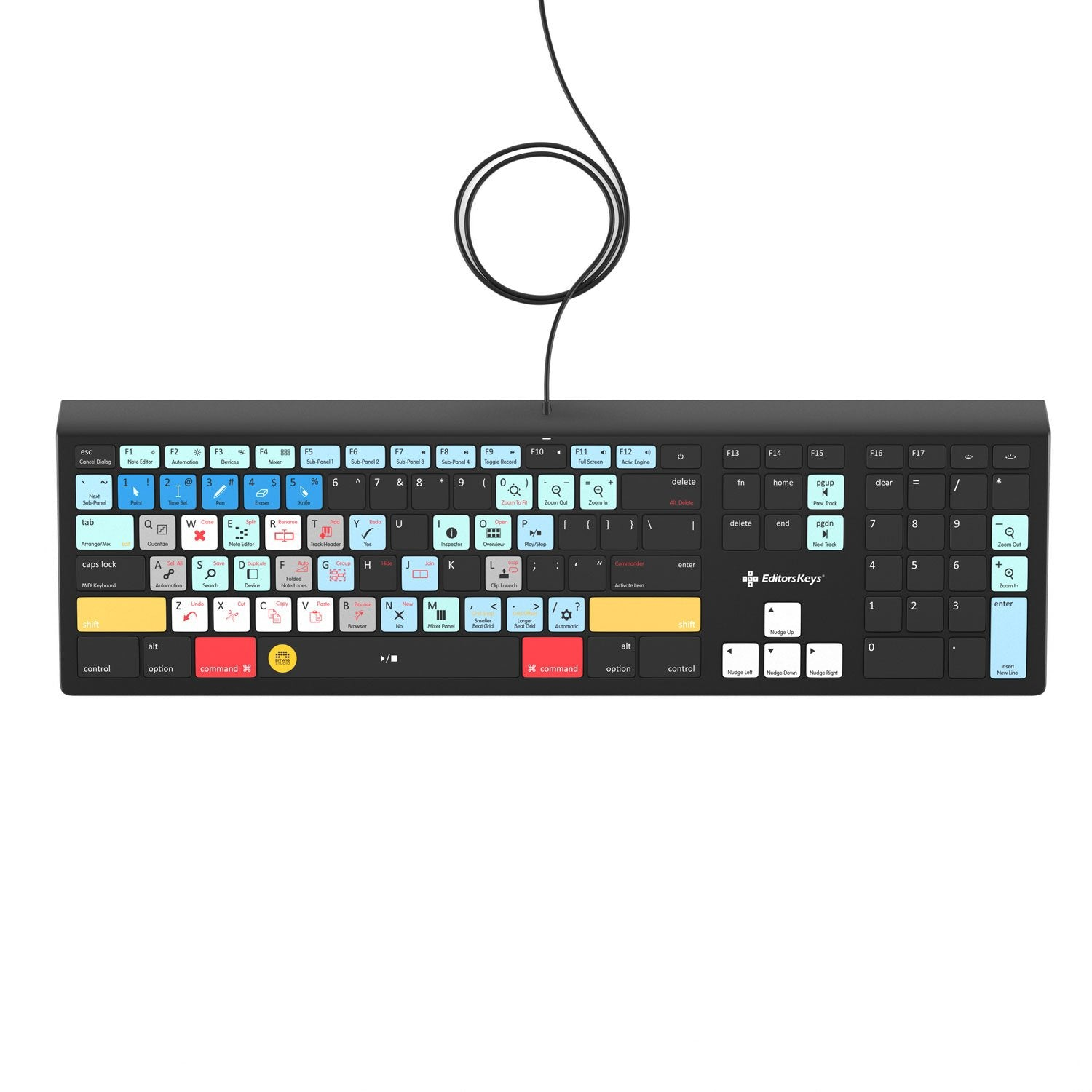 USA BitWig Backlit Keyboard