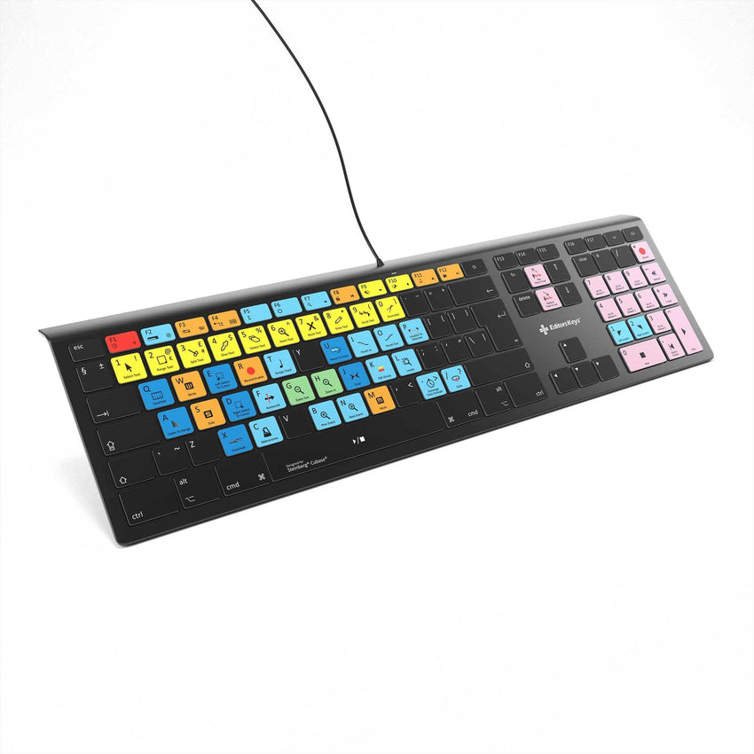 Cubase Backlit Keyboard