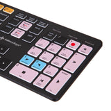 Cubase Keyboard Shortcuts Numeric Pad- Slimline Keyboard 1